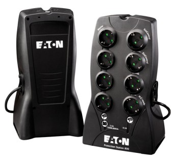 EATON Protection Station 650 USB DIN UPS Вх.напрежение, V	220-240V