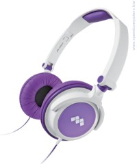 Meliconi Headphone Fold HP SMART Purple Стерео слушалки
