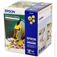 Epson Premium Glossy Photo Paper Roll, Paper Roll (1 x 10m), 255g/m2
