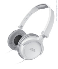 Meliconi Headphone Fold HP SMART White Стерео слушалки