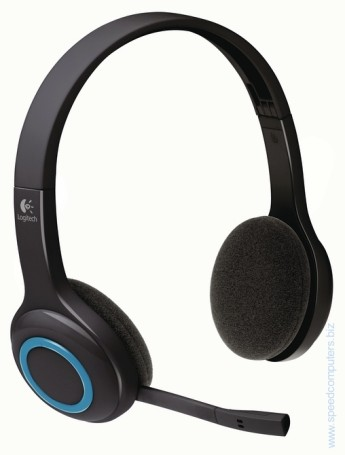 Слушалки Logitech Wireless Headset H600 The tiny, leave-in nano receiver is always ready for use. Plug it in once to a USB port—and forget about it.Laser-tuned drivers minimise distortion, so you can enjoy clear calls and stereo sound—while a noise-cancelling microphone reduces background noise.You're not chained to your desk—move freely up to 10 m (33 feet) away from your computer with reliable wireless.* * Actual wireless range will vary with use, settings and environmental conditions.