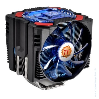 Вентилатор за процесор Thermaltake FrioOCK  2011/1155/1150 и AMD Dimension: 143(L) x 136.8(W) x 158.4(H) mm 