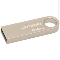 KINGSTON 64GB DataTraveler SE9 USB 2.0 Champagne Flash памет