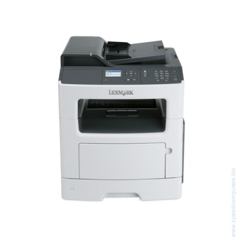 Mono Laser Multifunctional Lexmark MX310dn - 4in1 Duplex A4 БЕЗПЛАТНА ДОСТАВКА ЗА ЦЯЛА БЪЛГАРИЯ