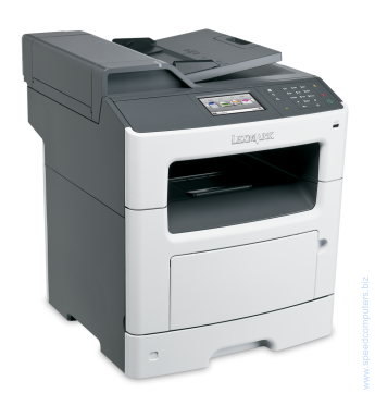Mono Laser Multifunctional Lexmark MX410de - 4in1 Duplex A4 RADF LAN БЕЗПЛАТНА ДОСТАВКА ЗА ЦЯЛА БЪЛГАРИЯ