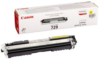 Canon CRG 729 Yellow Canon for LBP7018C, LBP7010C