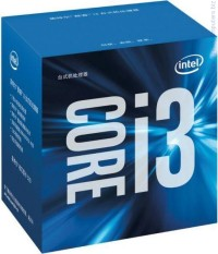Intel Core i3-6100 3.7GHz, 3MB,LGA1151 box процесор