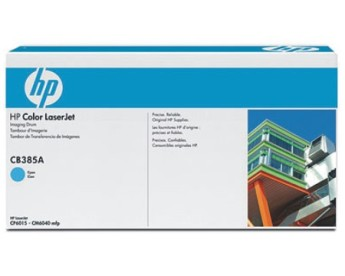 HP Color LaserJet CB385A Cyan Image Drum (CP6015/CM6040mfp) 35000 pages Съвместимост : HP Color Laser Jet CP6015Цвят : CyanCB385A