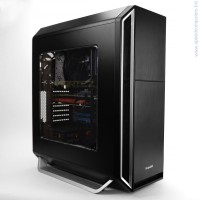 Кутия Be quiet! SILENT BASE 800 Black Window