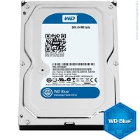 "Твърд диск Western Digital 4TB Blue 3.5"" SATAIII 64MB"