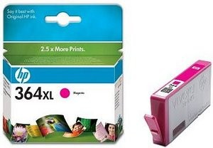 HP 364XL Magenta Ink Cartridge Magenta