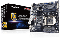 Дънна платка Gigabyte GA-H110TN mini ITX rev 1.0 DDR4
