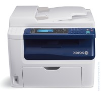 Color Laser Multifunctional Xerox WorkCentre 6015NI - 4in1  A4 Ethernet Build-in WiFi
