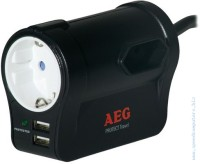 AEG Protect Travel Surge Protector