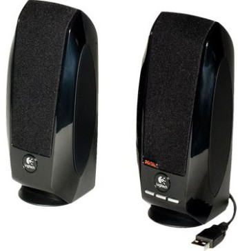 Тонколони Logitech S150 Black 2.0 Speaker System 