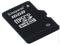 Карта памет KINGSTON 16GB micro SDHC Class 4