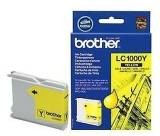 Brother LC-1000Y Ink Cartridge for DCP-130/330/540, MFC-240/440/660, DCP-350/560/770, MFC-465/680/885 series за DCP-130/330/540, MFC-240/440/660, DCP-350/560/770, MFC-465/680/885 series