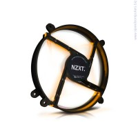 NZXT FS 200MM FAN ORANGE LED вентилатор