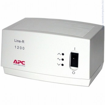 Стабилизатор APC Line-R 1200VA Automatic Voltage Regulator Стабилизатор на напрежение, APC Line-R 1200VA Automatic Voltage Regulator