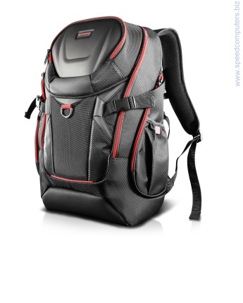 "Раница за лаптоп LENOVO Y GAMING Active Backpack Lenovo Y Gaming Active Backpack – not just designed for gaming, this bag can come in handy for everyday use when you're out and about. A high-quality bag with plenty of space for your headset, mouse and mouse pad, offering added protection without excess weight or compromising comfort. Stay organised with easy-to-reach compartments and a separate padded compartment for your notebook.Fits notebooks up to 17.3"" with a padded compartment for protection Designed for Gaming notebooks utilising the legendary Y-series design Hard shell compartment for headphones Padded back designed to enhance ventilation and carrying comfort"