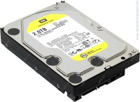 Western Digital 2TB (2000GB) SATAIII RE 7200rpm 128MB cache