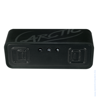 Bluetooth Mobile Speaker with NFC - Arctic S113BT Stereo Black 