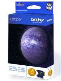 Консуматив Brother LC-1220Y Ink Cartridge