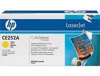 HP Color LaserJet CE252A Yellow Print Cartridge/CM3530/CP3525