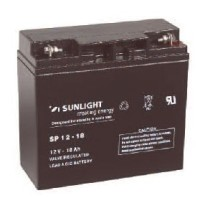 Sunlight VRLA Battery SP 12-18