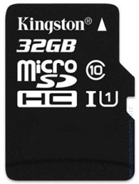 Карта памет KINGSTON microSDHC 32GB Class 10
