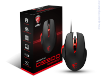 MSI Interceptor DS300 GAMING Mouse Laser