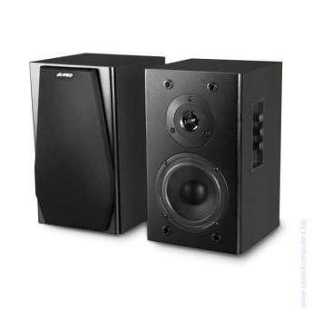 Тонколони 2.0 FENDA F&D R218 Black - 20W RMS 