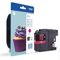 Консуматив Brother LC-123 Magenta Ink Cartridge