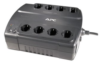 APC Power-Saving Back-UPS ES 8 Outlet 700VA 230V Вх.напрежение, V : 230V, 50/60 Hz