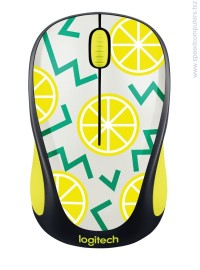 Мишка Logitech Wireless Mouse M238 Play Collection - Лимон