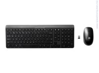 HP 2.4 GHz Wireless Keyboard and Mouse Комплект безжични мишка и клавиатура