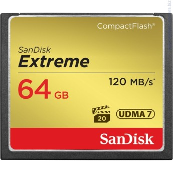 Карта памет SanDisk Extreme Compact flash 4GB Карта памет SanDisk Extreme Compact flash 4GB