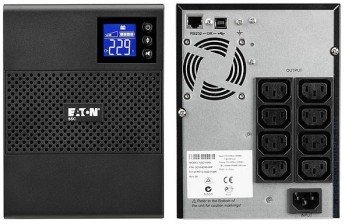 Eaton 5SC 1500i 1500 VA/1050 Watts UPS 
