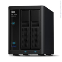 Сторидж Western Digital My Cloud DL2100 0TB USB 3.0