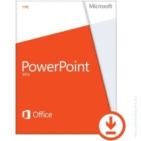 Microsoft® PowerPoint 2013 32/64 English PkLic Online DwnLd C2R NonCommercial NR