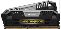 Памет Corsair Vengeance Pro Black Heatspreader DDR3L, 1600MHz 8GB 2x240 Dimm Unbuffered