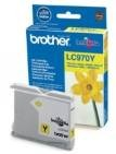 Brother LC-970Y Ink Cartridge for DCP-135C/150C, MFC-235C/260C series