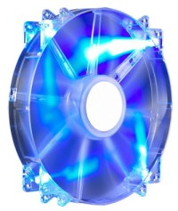 Cooler Master MegaFlow 200 Blue LED Silent Fan вентилатор