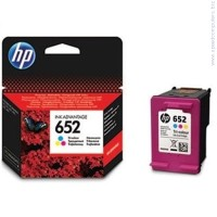 Консуматив HP 652 Tri-colour Ink Cartridge