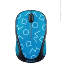 Мишка Logitech Wireless Mouse M238 Play Collection - GEO BLUE