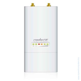 Безжична точка за достъп Ubiquiti Rocket M2 MIMO AirMax 