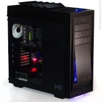 Кутия Zalman H1 Full tower Case ATX  USB3.0