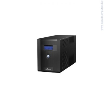 INFORM GUARDIAN 1000AP LCD 1KVA/AVR UPS       • Input