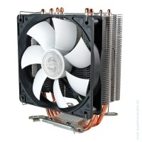 Вентилатор за процесор Evercool VENTI DirectTouch 120mm PWM - 775/1155/1366/2011/AMD