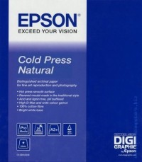 Хартия Epson Cold Press Natural A3+